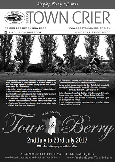 Berry Town Crier